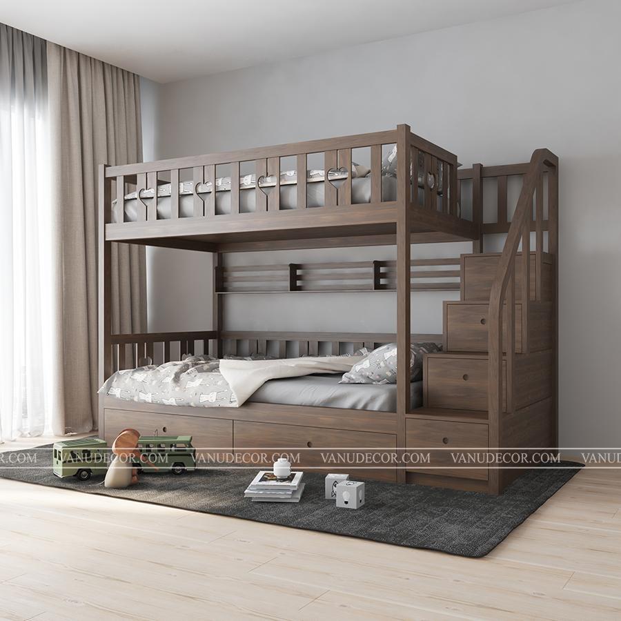 Giường tầng trẻ em GT101