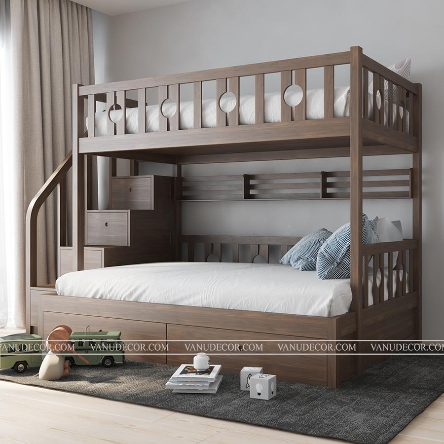 Giường tầng trẻ em GT125
