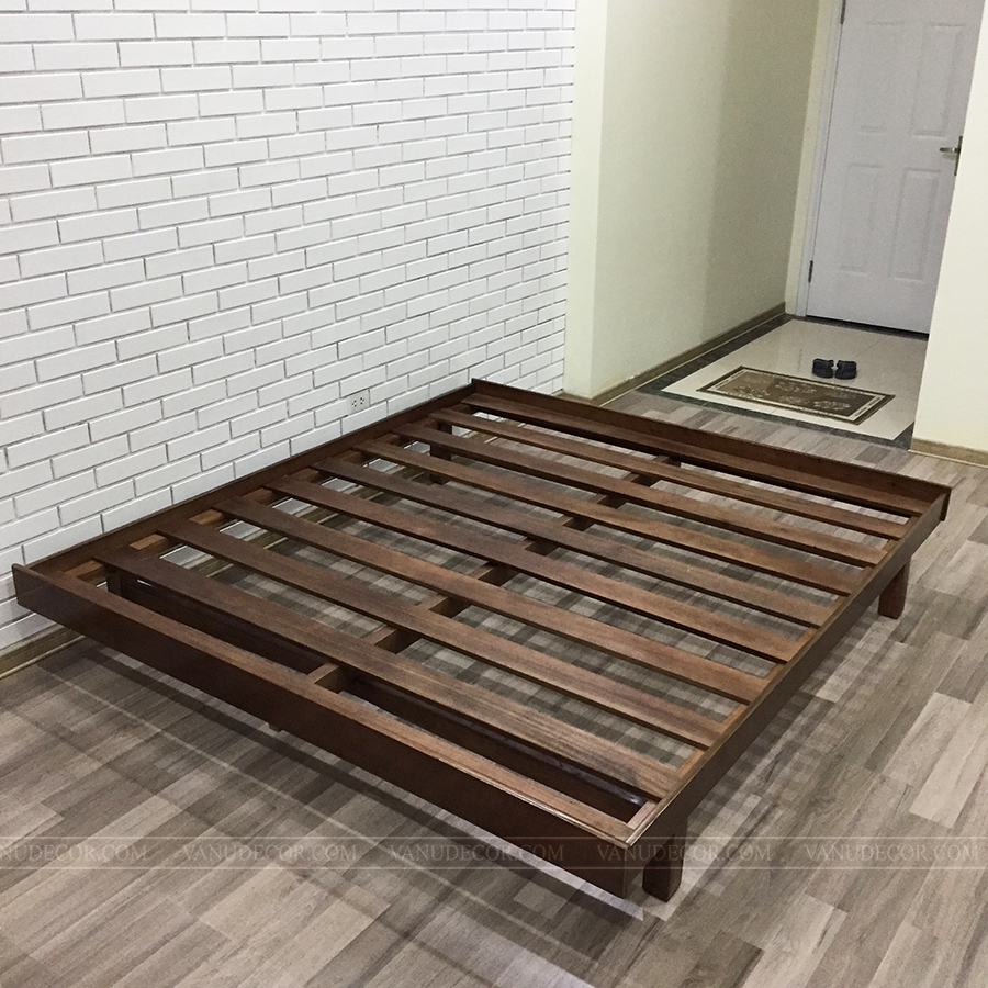 Giường lắp ghép GL180