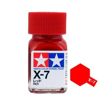 Sơn Tamiya Enamel X1- X12 (10ml)