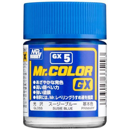 Sơn Mô Hình MR HOBBY - Mr Color GX (GX1-6)
