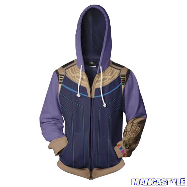 Áo Khoác 3D Thanos