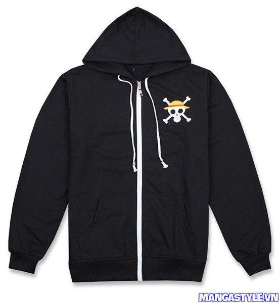 Áo Khoác Luffy