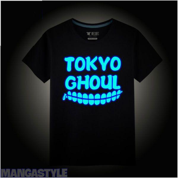 Áo Thun Phát Quang Tokyo Ghoul