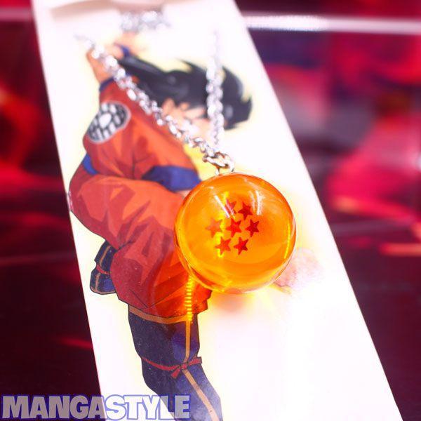 Dây Chuyền Ngọc Rồng Dragon Ball