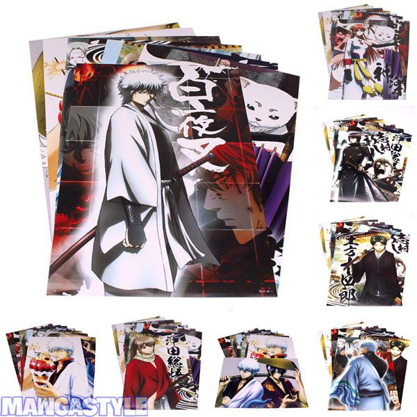 Bộ Poster Gintama