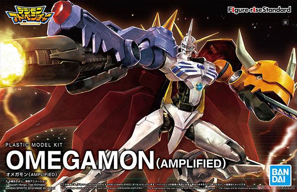 Mô hình Figure-Rise Standard Omegamon