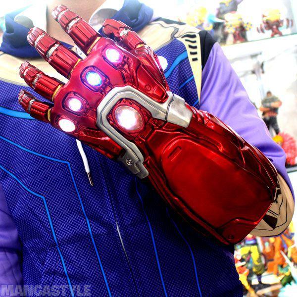 Găng Tay Iron Man Nano Gauntlet