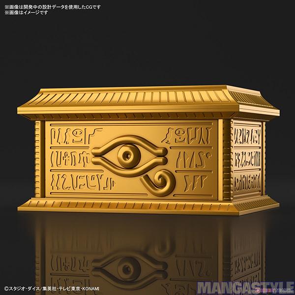 Pre Order - GOLD SARCOPHAGUS for ULTIMAGEAR MILLENNIUM PUZZLE