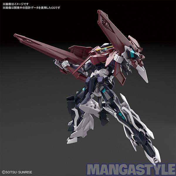 Mô Hình HGBD : R Gundam Astray System [TENTATIVE NAME]