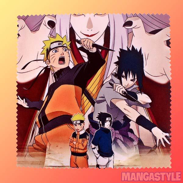Khăn Lau Kính Naruto