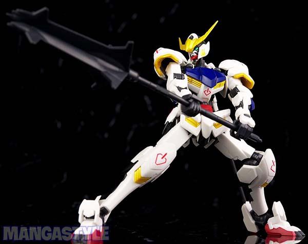 Mô Hình Bandai Robot Spirits Side MS Gundam Barbatos