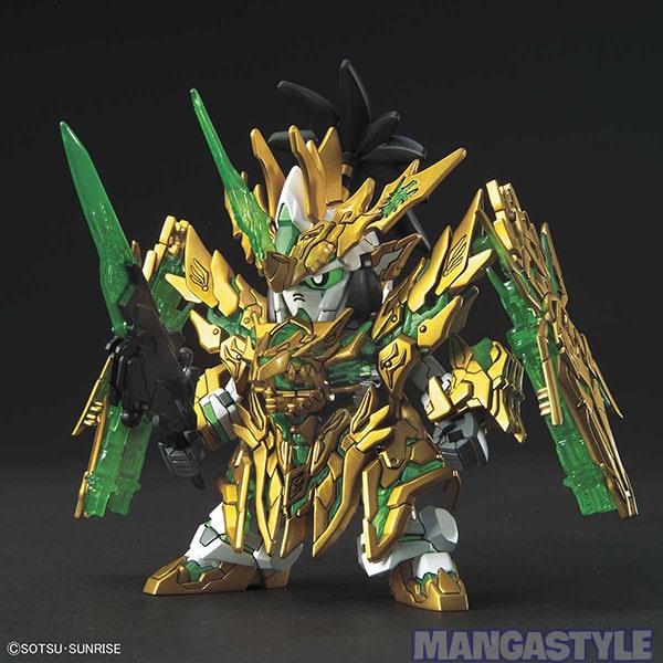 Mô Hình Bandai SD Gundam Lưu Bị 2