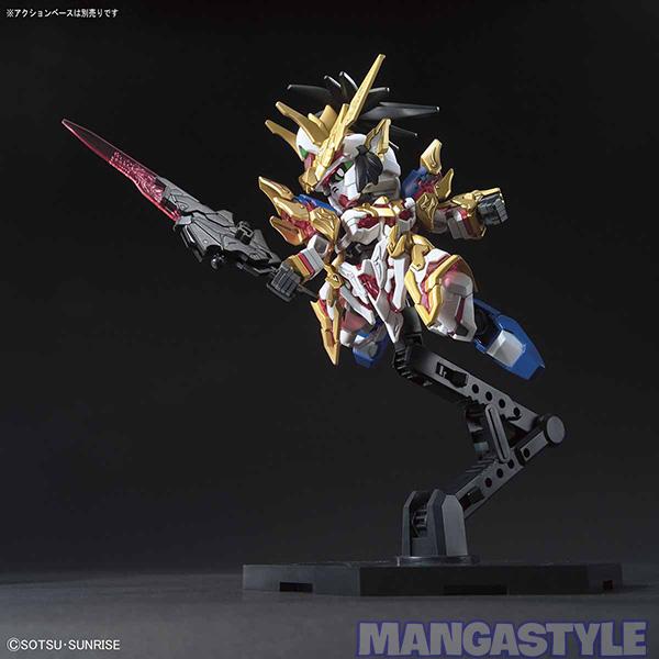 Mô Hình Bandai SD Gundam Lưu Bị
