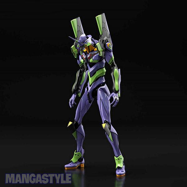Mô Hình RG Evangelion EVA Unit-01