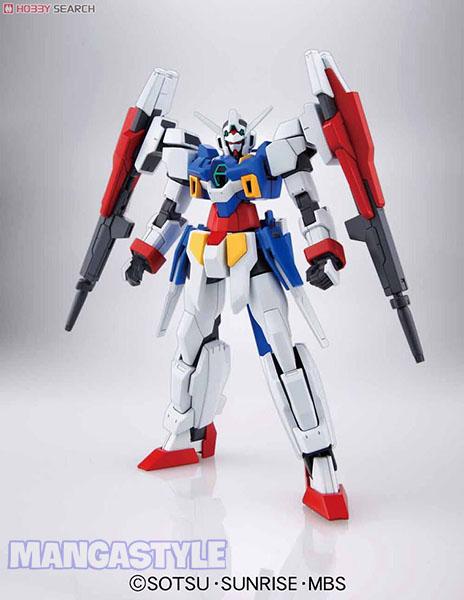Mô Hình HG Gundam AGE-2 Double Bullet