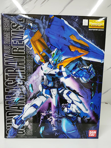 Mô Hình MG Gundam Astray Blue Frame Second Revise