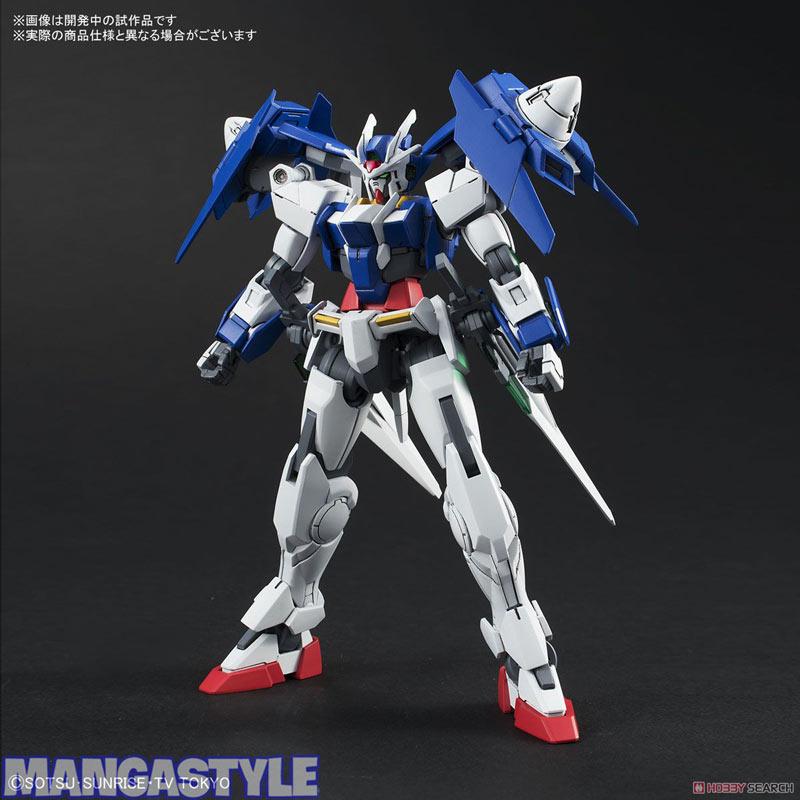 Mô Hình HGBD Gundam 00 Diver