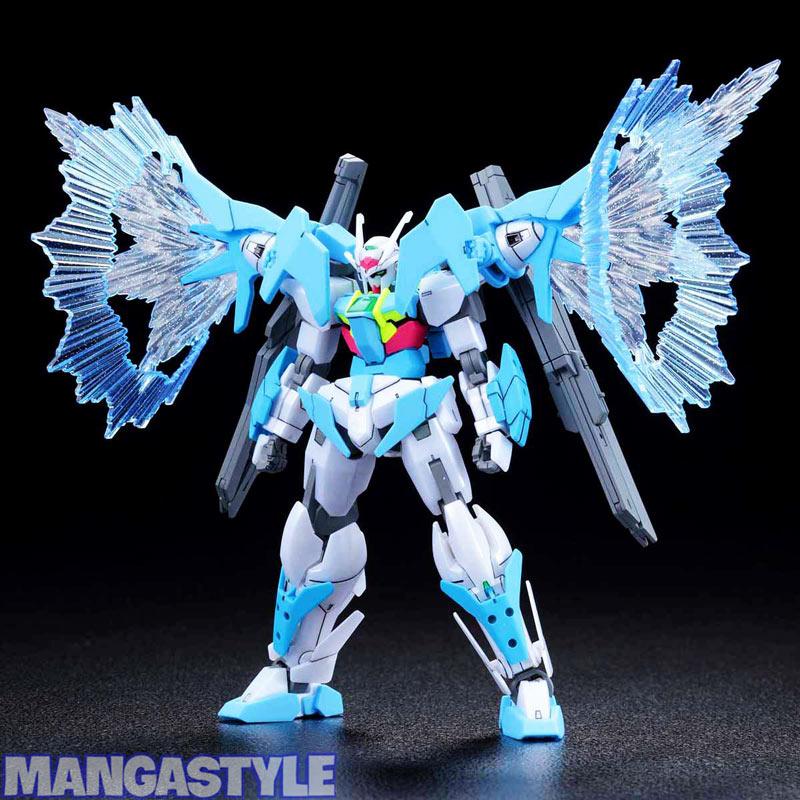 Mô Hình HGBD Gundam 00 Sky (Higher Than Skyphase)
