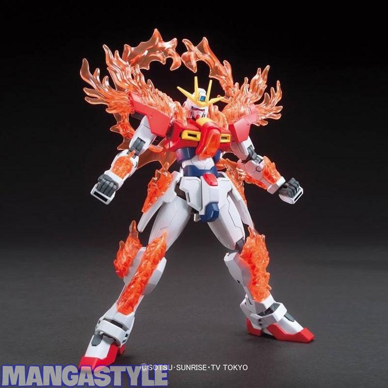 Mô hình HGBF Try Burning Gundam