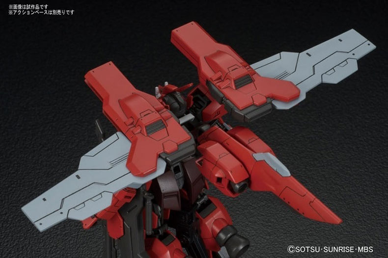 Mô Hình HGIBO Gundam Astaroth Origin