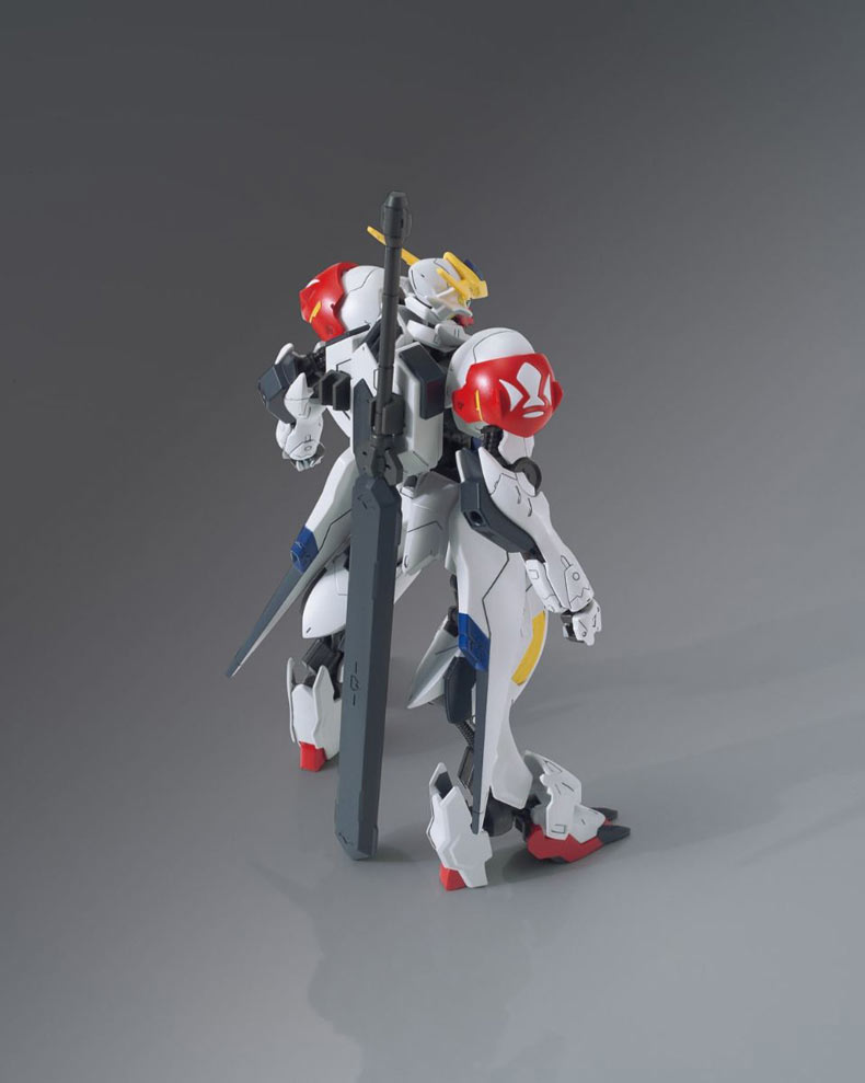 Mô Hình HGIBO Gundam Barbatos Lupus