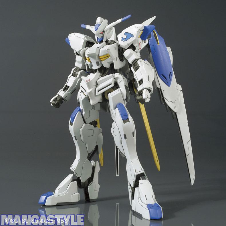 Mô Hình HGIBO Gundam Bael