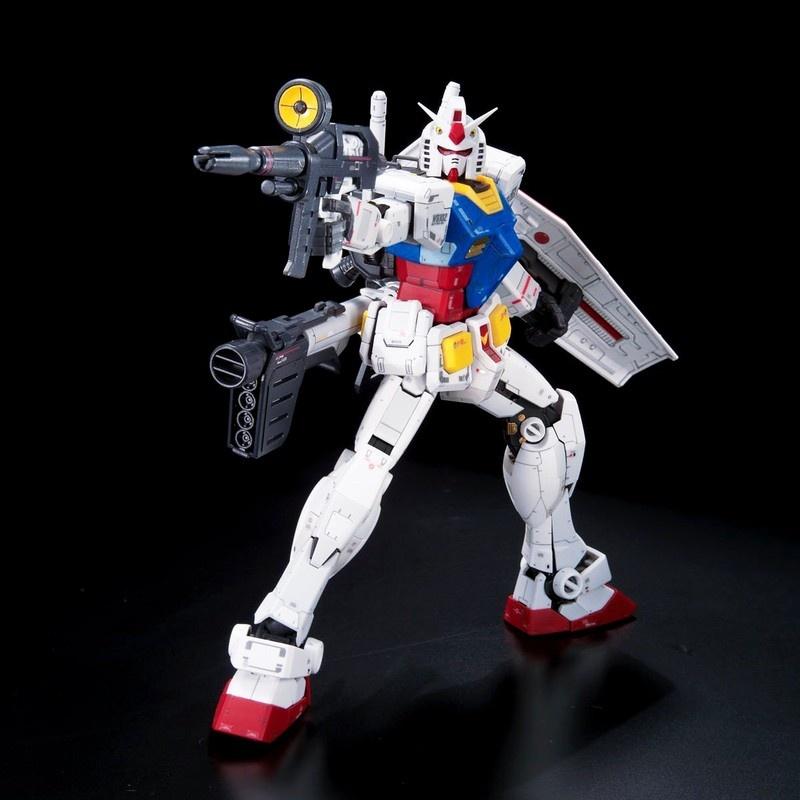 Mô Hình RG RX-78-2 Gundam