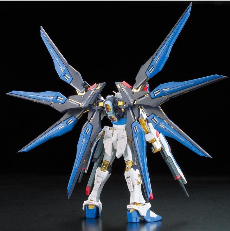 Mô Hình RG ZGMF-X20A Strike Freedom Gundam