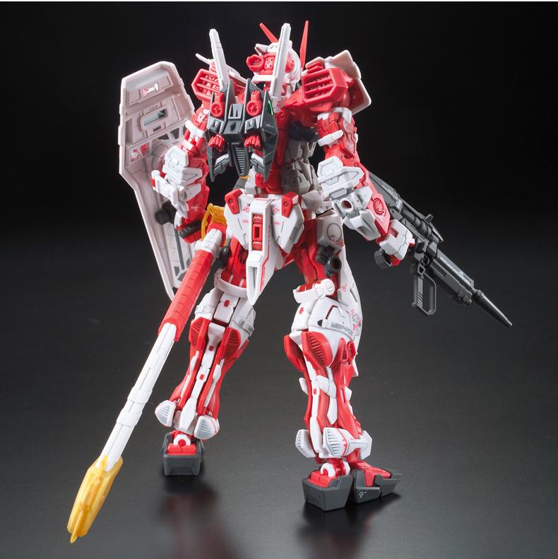 Mô Hình RG MBF-P02 Gundam Astray Red Frame