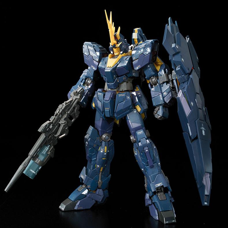 Mô Hình RG RX-0 [N] Unicorn Gundam 02 Banshee Norn
