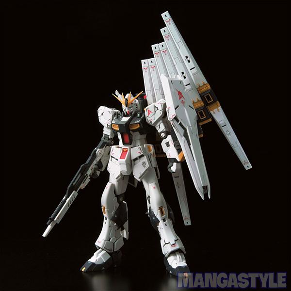 Mô Hình RG RX-93 Nu Gundam