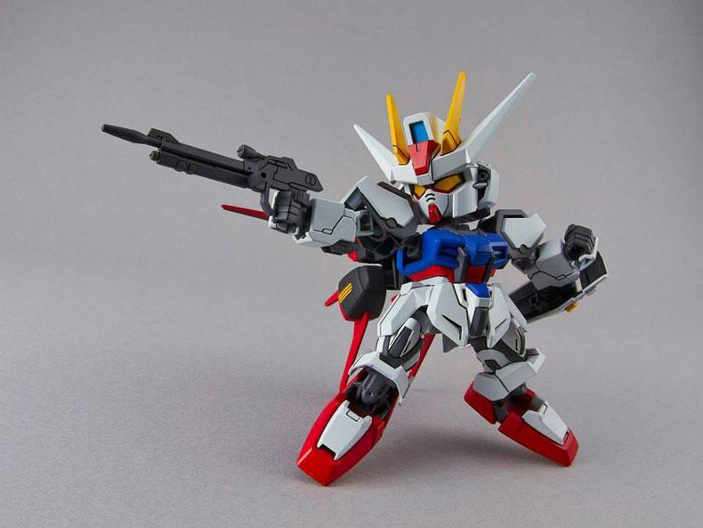 Mô Hình SD Gundam EX-Standard Aile Strike Gundam