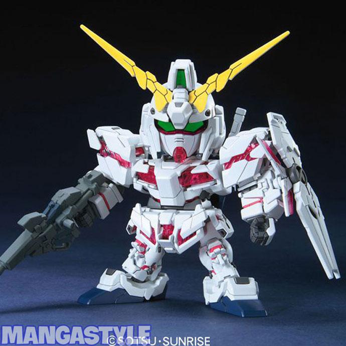 Mô Hình  SDBB Unicorn Gundam