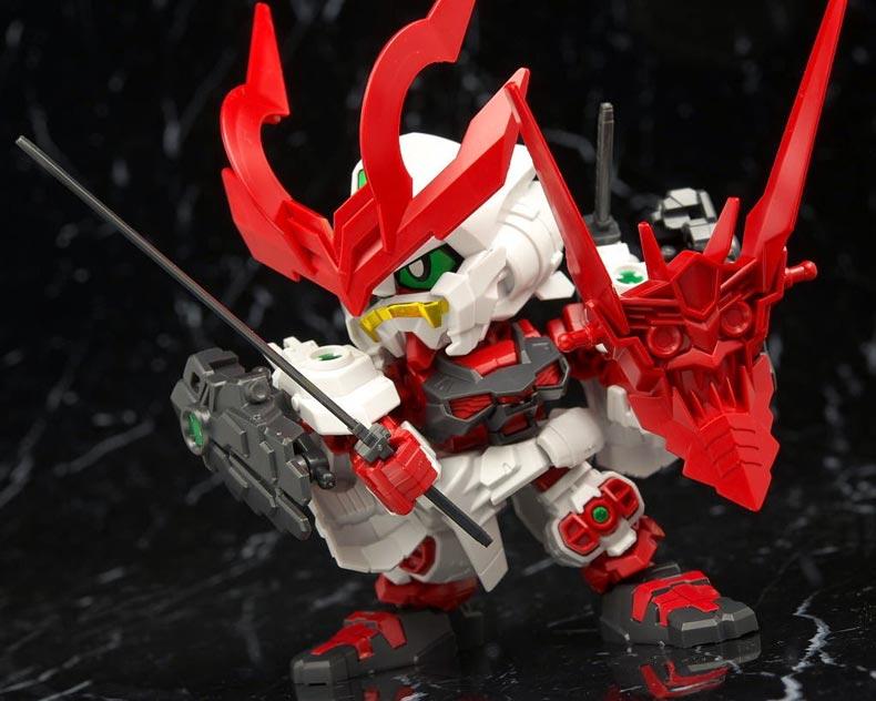Mô Hình SDBB Sengoku Astray Gundam
