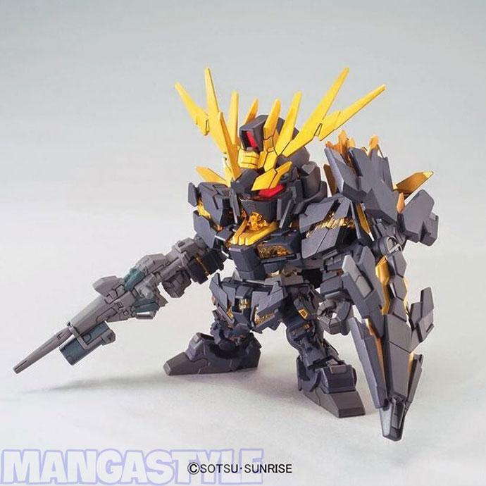 Mô Hình SDBB Unicorn Gundam 02 Banshee Norn