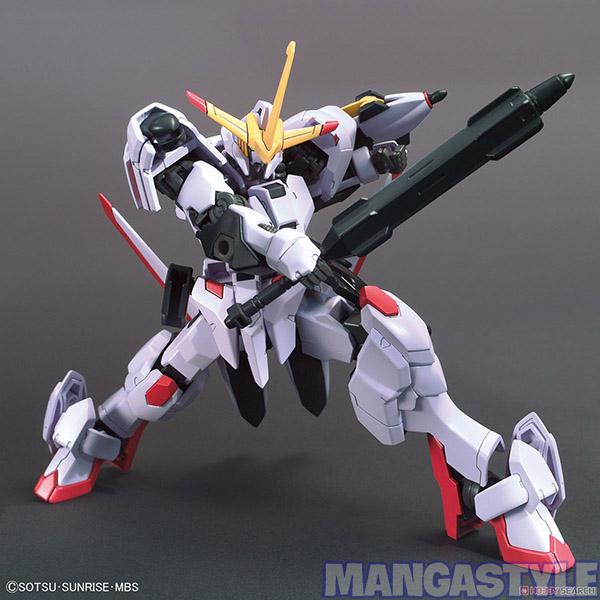 Mô Hình Gundam HG IBO Hajiraboshi