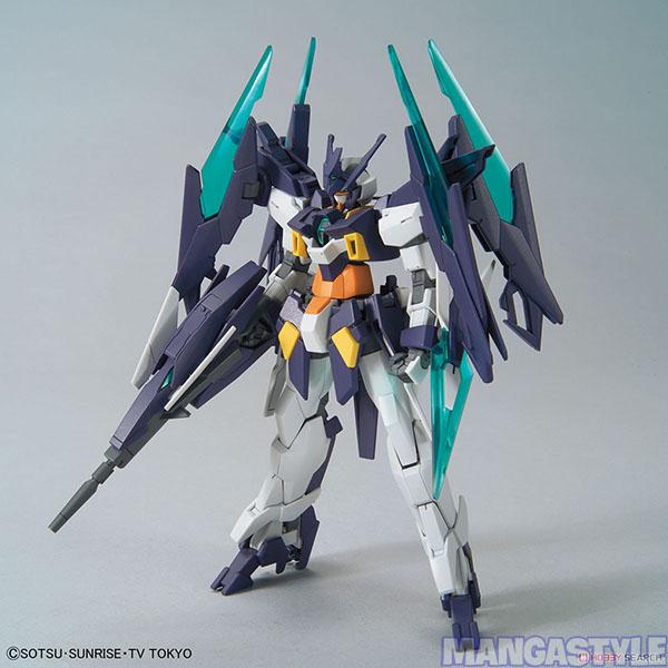 Mô Hình HGBD Gundam Age II Magnum