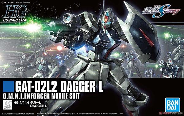 Mô Hình Gundam HGCE GAT-02L2 Dagger L