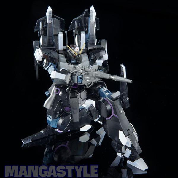 Mô Hình P-bandai Gundam HGUC 1/144 Silver Bullet Suppressor (Clear Color)