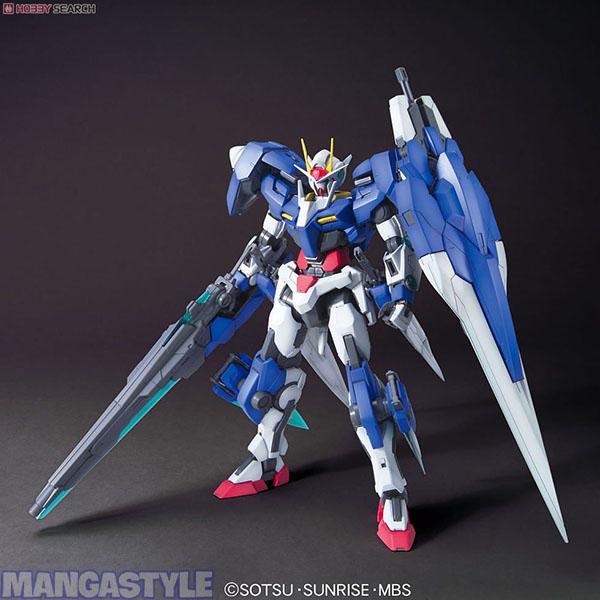 Mô Hình MG GN-0000/7S 00 Gundam Seven Sword/G