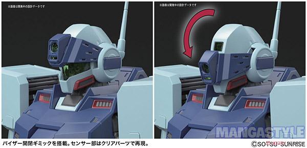 Mô Hình Gundam MG RGM-79SP GM Sniper II