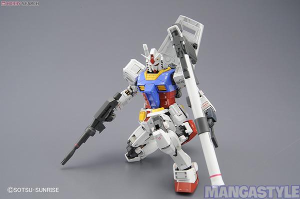 Mô Hình Gundam MG RX-78-2 Gundam Ver.3.0