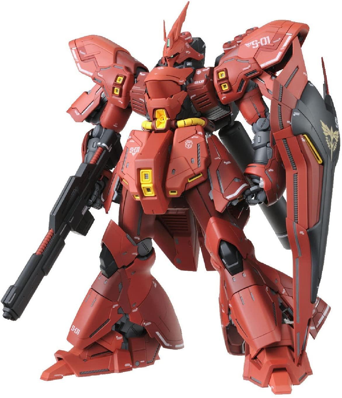 Mô Hình Gundam MG SAZABI VER.KA