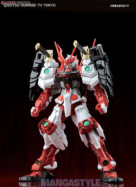 Mô Hình MG Sengoku Astray Gundam