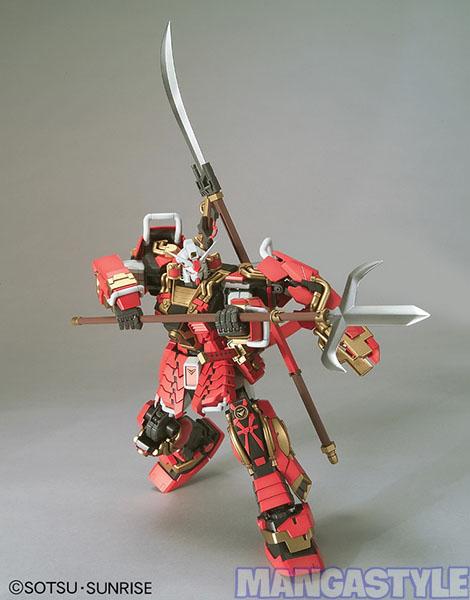 Mô Hình MG Shin Musha Gundam