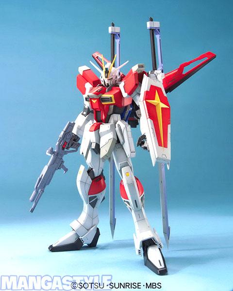 Mô Hình MG Sword Impulse Gundam