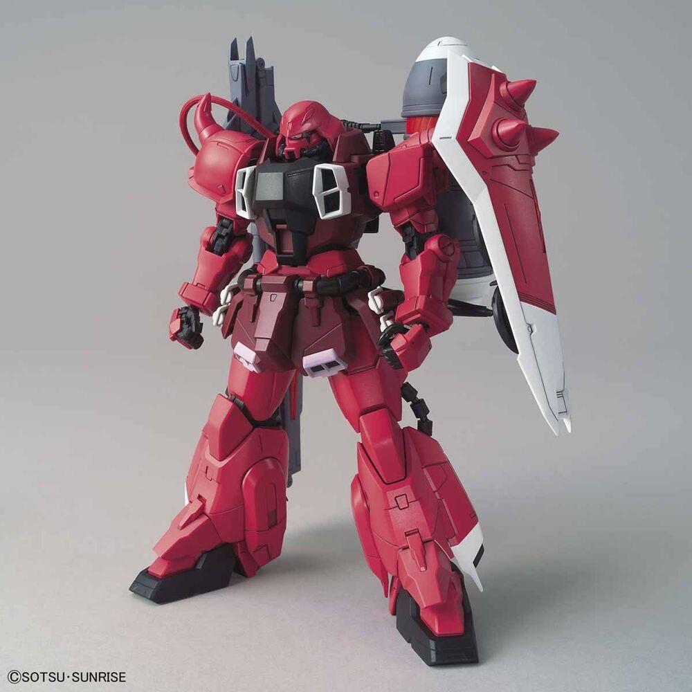 Mô Hình Gundam MG ZGMF-1000A1 Gunner Zaku Warrior (Lunamaria Hawke Custom)