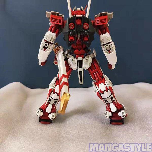 Mô Hình Gundam MJH MG 1/100 Astray Red Frame ver HiRM