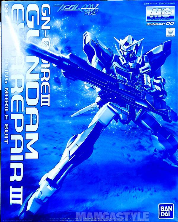 Mô Hình P Bandai MG 1/100 GUNDAM EXIA REPAIR III